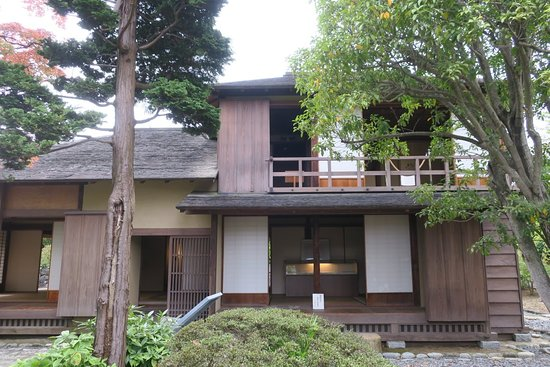 Asaka Kaitaku Official Residence, Kyutateiwa Ichirotei