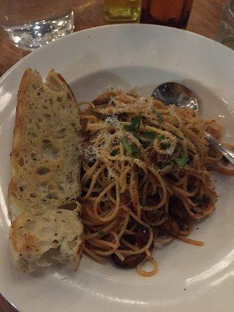 Ladner, كندا: spaghetti