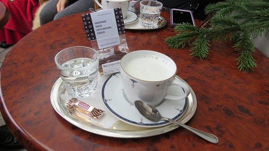 Restaurant Schwanen Cafe de Ville: Max Chocolate