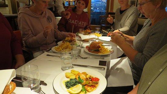 Restaurant Schwanen Cafe de Ville: Assorted other meals