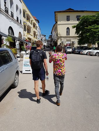 Jorjo Amani Zanzibar Tours