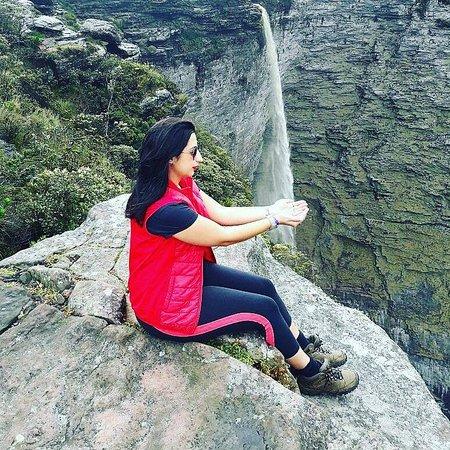 Cachoeira da Fumaca: Encantada