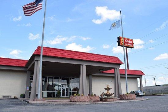 Clarion Inn & Suites Convention Center Near Bricktown ภาพถ่าย