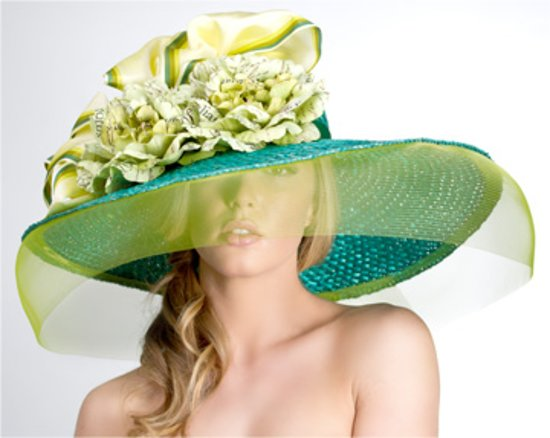 Forme Millinery: Large brims