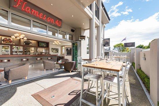 flames on 40 restaurant bar nelson restaurant reviews phone rh tripadvisor co nz