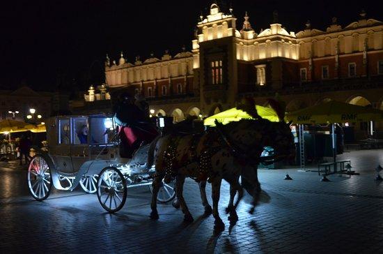 Cracovia: Sukiennice