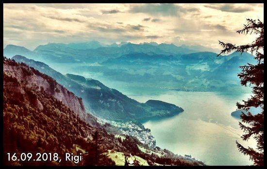 Rigi Kaltbad, Schweiz: Die Rigi, Königin der Berge