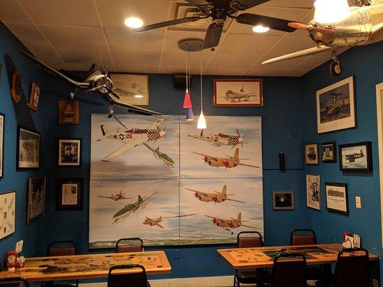 Flight Deck Restaurant & Bakery Photo