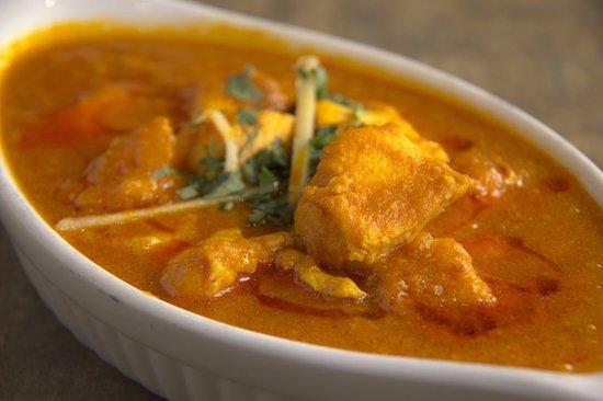 Curry @ Spice Hut.