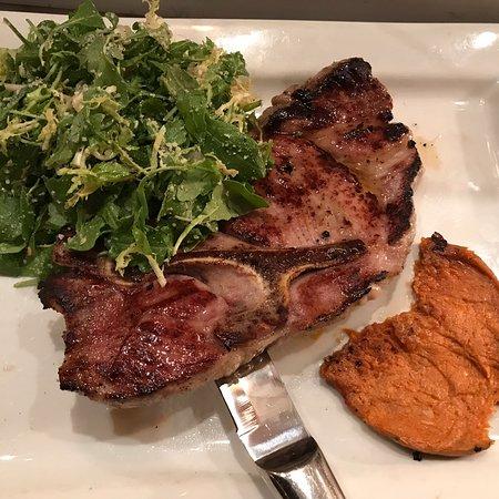 Yum Pork steak!