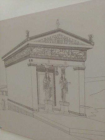 Delphi Archaeological Museum: Museo de Delphi