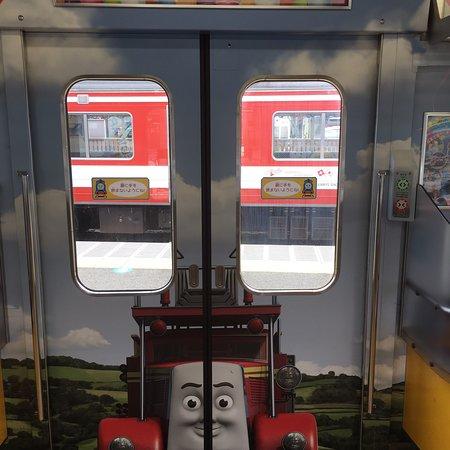 観光列車。