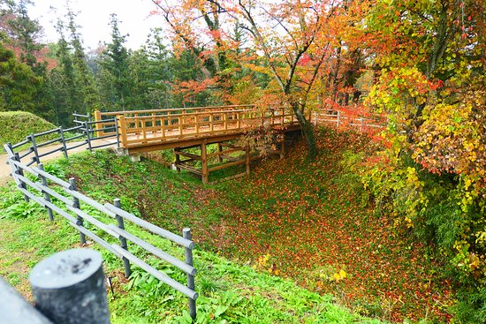 Nagurumi Castle Ruins: 城内は整備されていて歩きやすいです