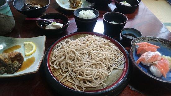 Kawafune: 古城セットの様子