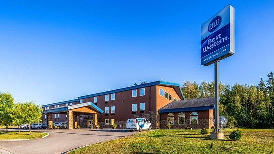 Sioux Lookout, Canada: Hotel Exterior