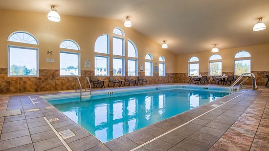 Sioux Lookout, Canada: Indoor Pool