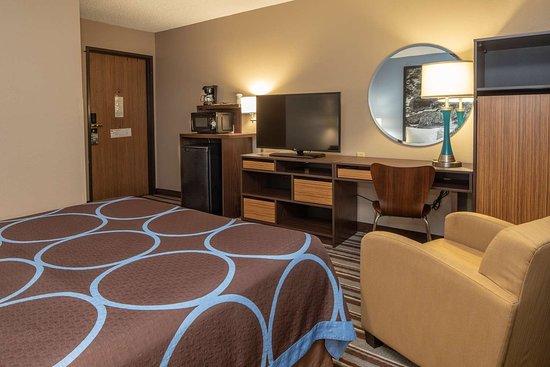 Steubenville, Ohio: Guest room