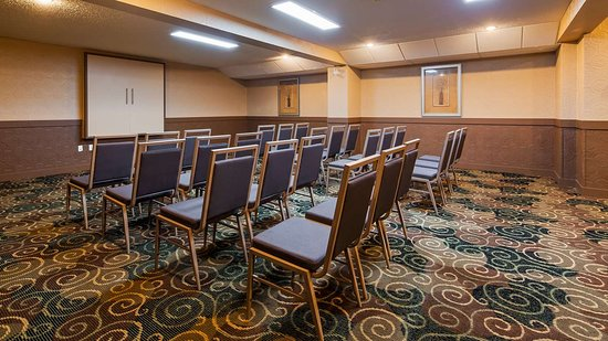 Best Western Marquis Inn & Suites: Meeting Room