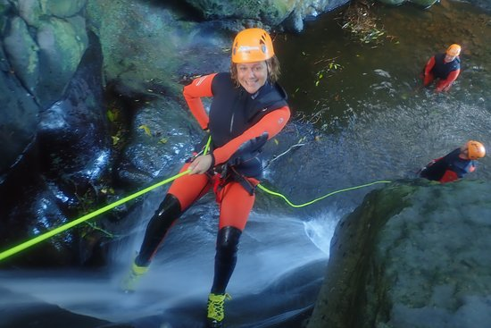 Rope Adventures: Canyoning