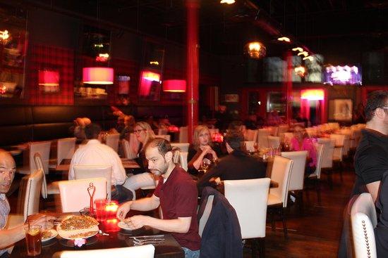 Campisi's Restaurant: inside the Restaurant