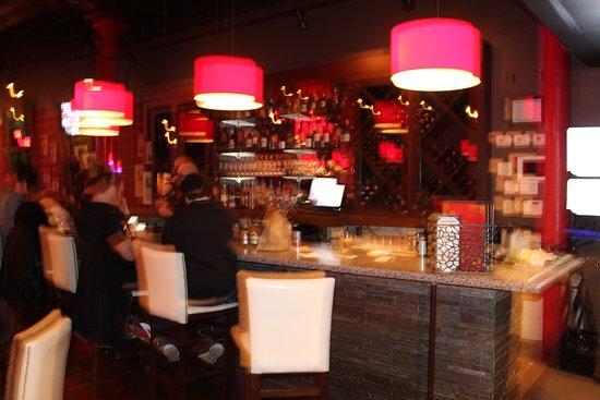 Campisi's Restaurant: inside