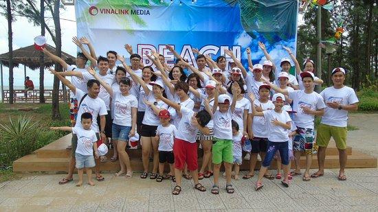 Vietnam: Tổ chức Team Building chuyên nghiệp tại Nghệ An