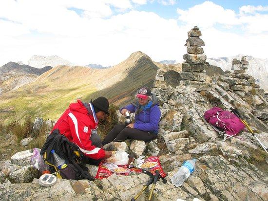 Cordillera Huayhuash: PICNIC