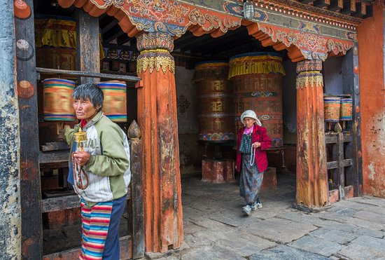 Bhutan Creative Tours: Photo from one of our cultural tours to Bhutan.