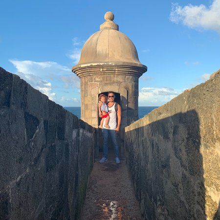 Old San Juan November 2018