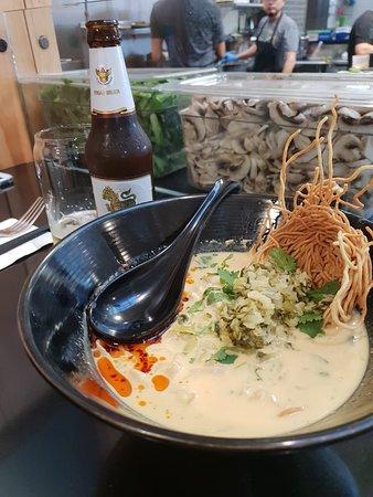 Empty Bowl Gourmet Noodle Bar Photo