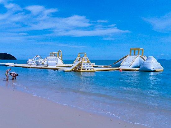 Ko Yao Yai, Tailandia: Water park#paradiseonisland#cocobeach#yaoyai#thailand