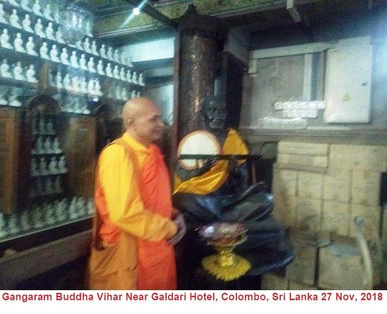Colombo, Sri Lanka : Large Collection of Buddha Images