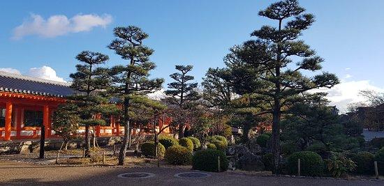 Храм Сандзюсангэн-до: Sanjusangendo Temple