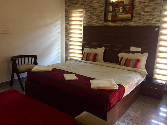 Deluxe Double / twin Double Room