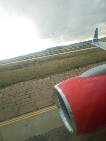 Azur Air : После посадки