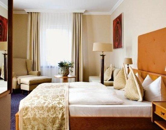 Meerane, Duitsland: Guest room