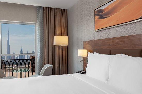 Hilton Garden Inn Dubai Al Jadaf Culture Village : King Guest room