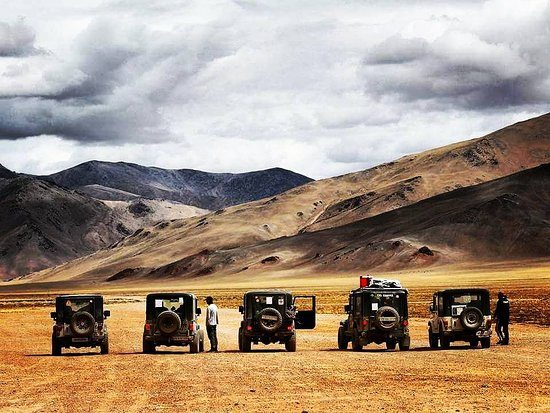 Nahan, Индия: #littel #Tibet #4x4 #Jeep #tour
