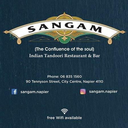 Sangam Indian Restaurant: sangam.napier
