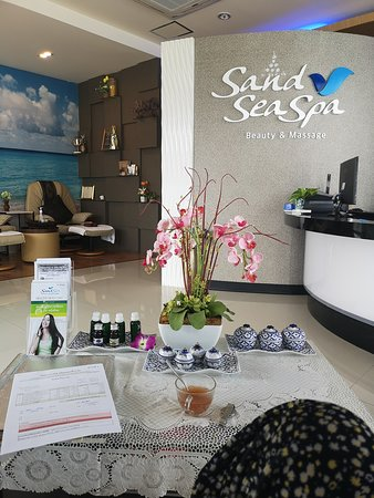 Sand Sea Spa​ Beauty & Massage​