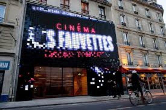 Cinema Gaumont Les Fauvettes: cinéma Gaumont les fauvettes  avenue des Gobelin paris 75013 avec son nouveau design