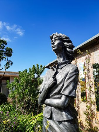 Creation Wines: Caroline Martin Bust
