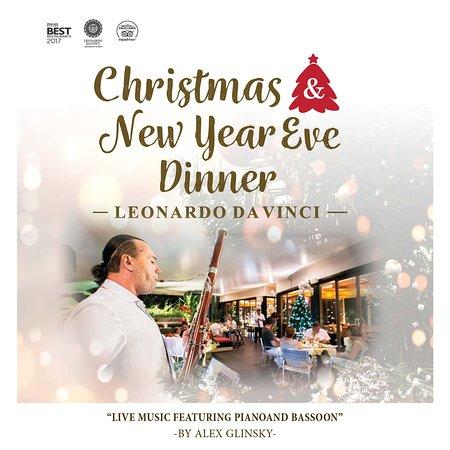 Christmas & New year Eve Dinner Menu