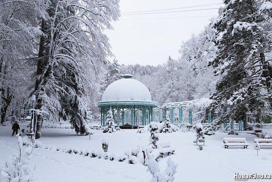 Всё о Грузии: Georgian Sweet Travel Brjomi nationa park