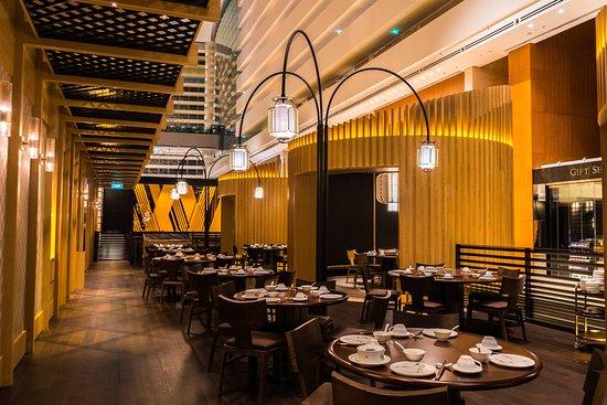 Blossom Restaurant: Interior