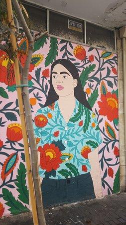 Walls Festival 2018 - Mural by Alin Mor