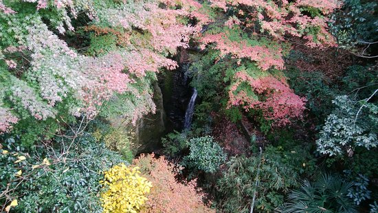 Jizodo Temple Waterfall