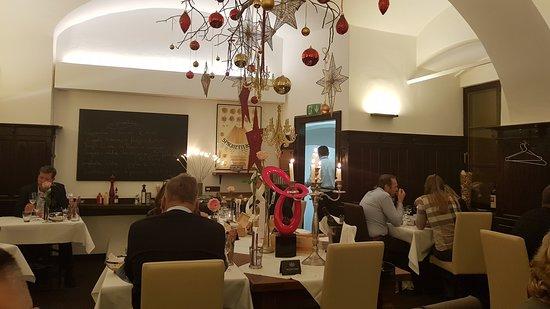 Peppino im Hofkeller: Inside of the restaurant