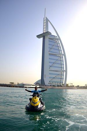 Down Burj Al Arab