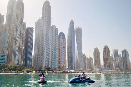 Dubai Marina Tour